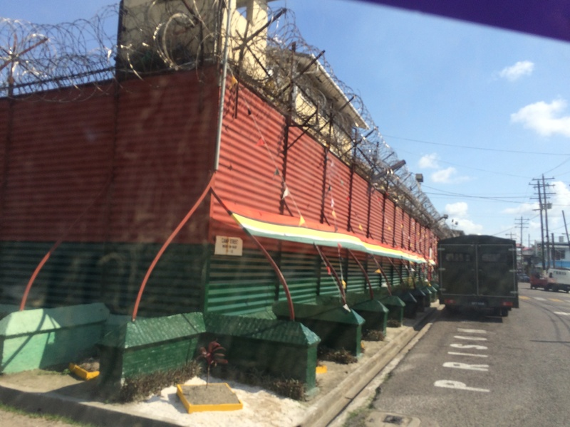Georgetown Prison, Guyana