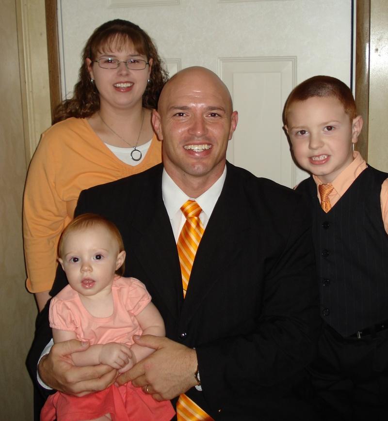 Jason Kersh and Family