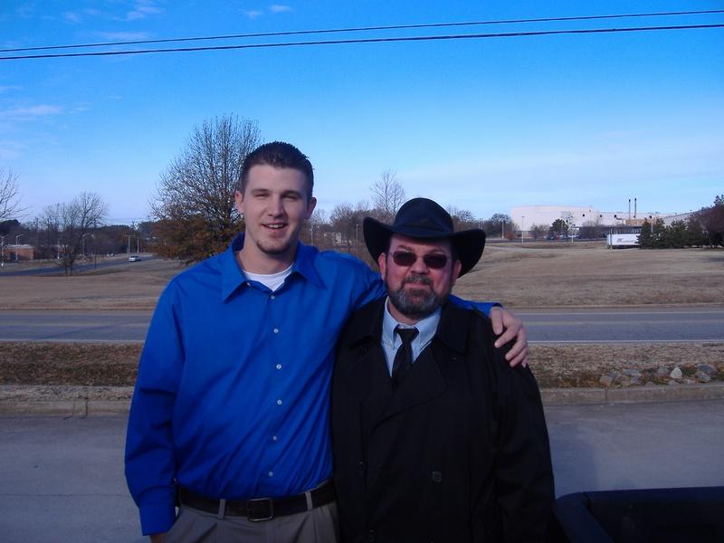 Brother Joe Hendricks